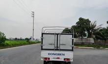 Bán xe tải Dongben 870kg trả trước chỉ 40Tr nhận xe