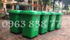 Thùng rác 60L - thùng rác công cộng 90L.  (ảnh 1)