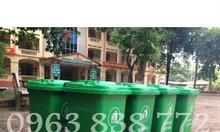 Thùng rác 60L - thùng rác công cộng 90L.