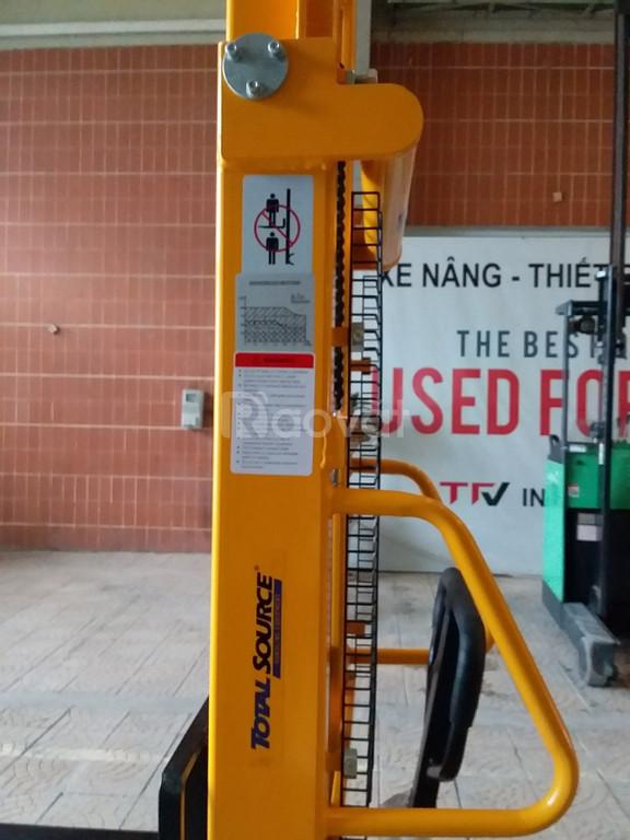 Xe nâng tay mới hàng đẹp, chính hãng Totallifte tải trọng nâng 1500kg