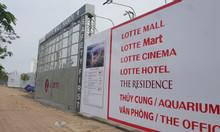 Cho thuê/bán 900m2 đất vàng ở Lạc Long Quân MT 30m*