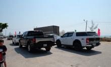 Bán nắp thùng cao xe bán tải COLORADO màu trắng đời 2017 - 2018