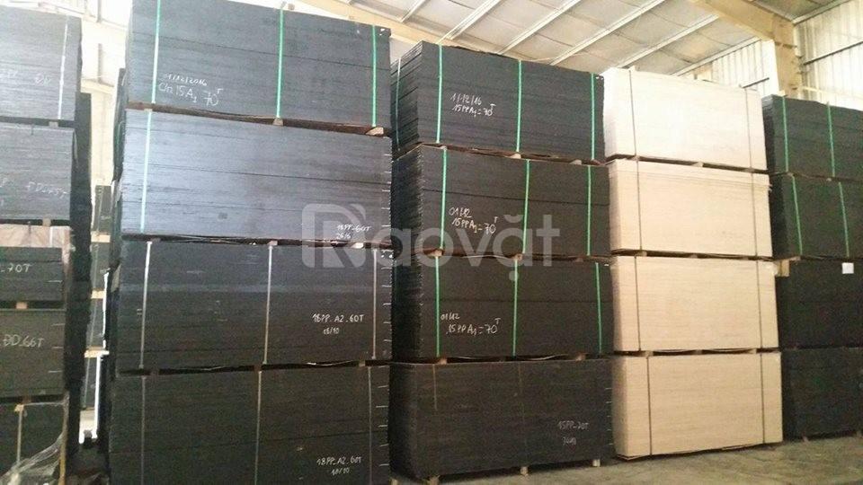 Ván gỗ phủ phim giá rẻ phải chăng chỉ từ 230.000đ
