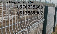 Hàng rào mạ kẽm hàng rào lưới thép, hàng rào lưới thép hàn