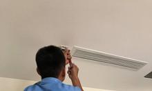 Đơn vị thi công máy lạnh giấu trần nối ống gió cho biệt thự, villa