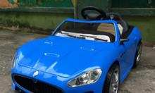 Xe ô tô điện trẻ em GT-460MC dáng Maserati đẹp