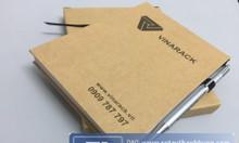 Sản xuất sổ tay giá rẻ | Sản xuất sổ da quà tặng cho doanh nghiệp
