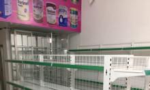 Cung cấp kệ siêu thị giá rẻ Hà Nội