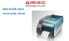 Chọn mua máy in tem Postek G2108