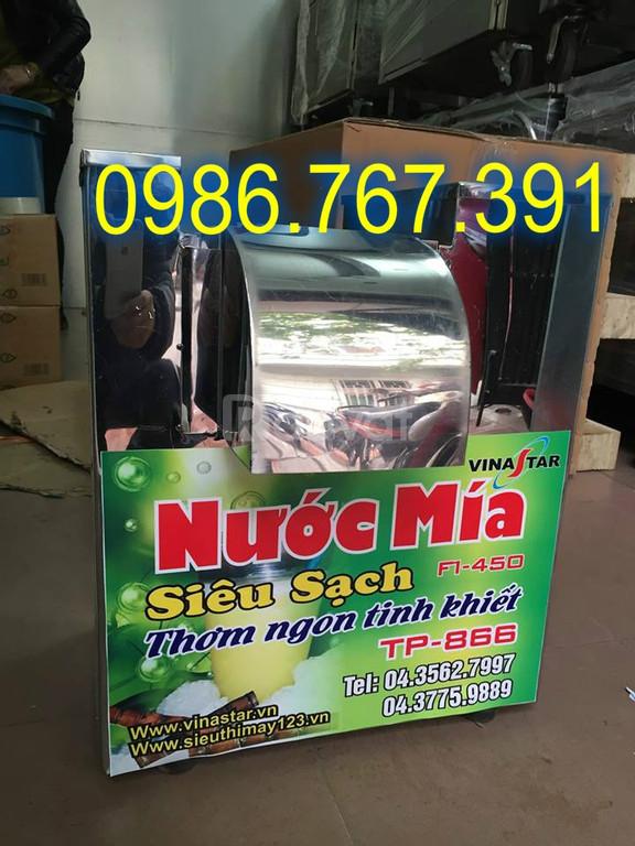 Máy ép nước mía mini để bàn sạch giá rẻ
