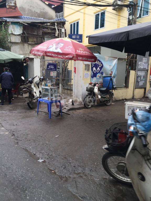Phân lô, kinh doanh 46m2, 5 tầng đẹp, mặt tiền 4m phố Nguyễn Đổng Chi