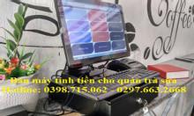 Bán máy tính tiền tại Cà Mau cho quán trà sữa giá rẻ