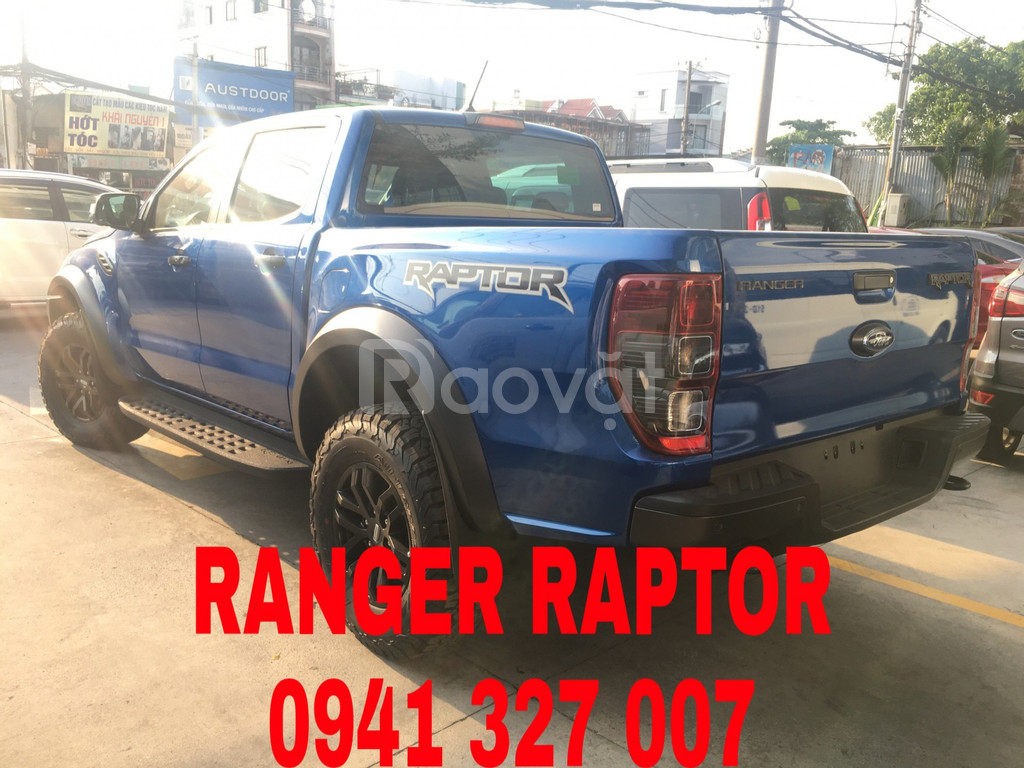 Ranger Wildtrak Tự động, giáo xe ngay
