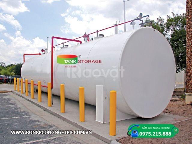 Bồn chứa xăng dầu (5, 10, 15, 20, 25m3...)