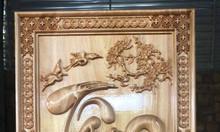 Tranh gỗ chữ Tâm, tranh chữ nghệ thuật