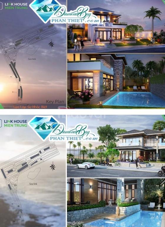 Sở hữu biệt thự dự án Diamond Bay Phan thiết, giá rẻ