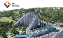Cam kết LN 10%/10 năm shopvilla The Arena Cam ranh