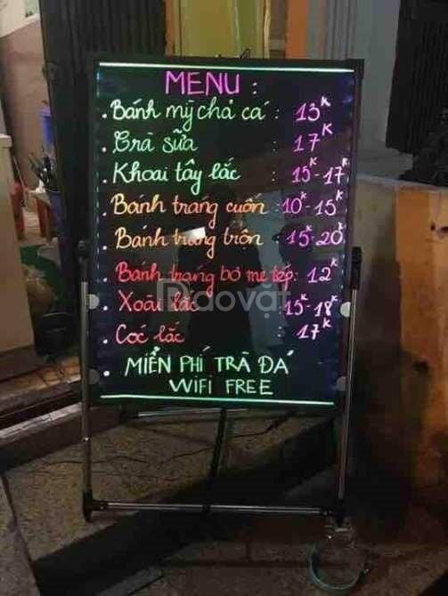 Đèn led điện dạ quang gái rẻ tại Đà Nẵng