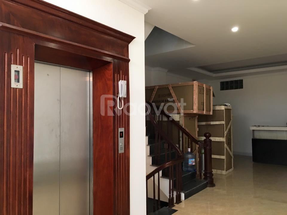 Bán nhà 9 tầng MP Triệu Việt Vương, DT 103 m2, 9 tầng. MT 6.2. 35 tỷ