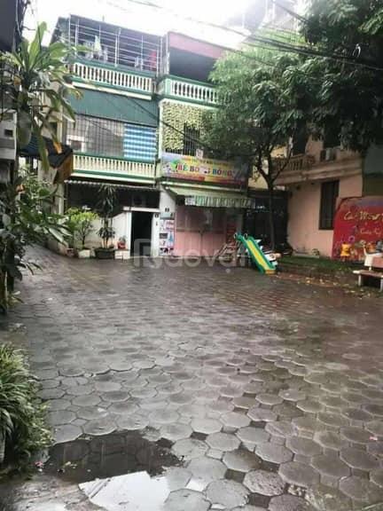 Nhà đẹp ở luôn Vương Thừa Vũ, phân lô quân đội An ninh, dân trí