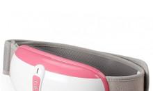 Đai massage rung bụng có nhiệt nóng hồng ngoại và con lăn mát xa