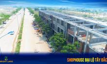 Shophouse 3 tầng đối diện trung tâm thương mại Vincom