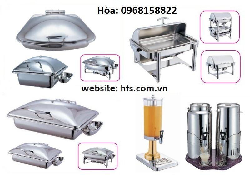 Chuyên cung cấp nồi giữ nhiệt buffet, bình đựng nước hoa quả giá rẻ