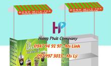 Xe bán hàng lắp ráp quận Tân Phú