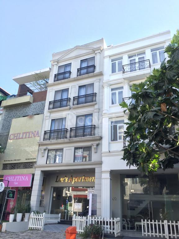 Cho thuê khách sạn cao cấp 15 phòng ở Phú Mỹ Hưng, Quận 7 nhà mới đẹp (ảnh 1)