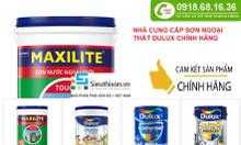 Địa chỉ bán sơn ngoại thất dulux chính hãng, chất lương tại Bình Định