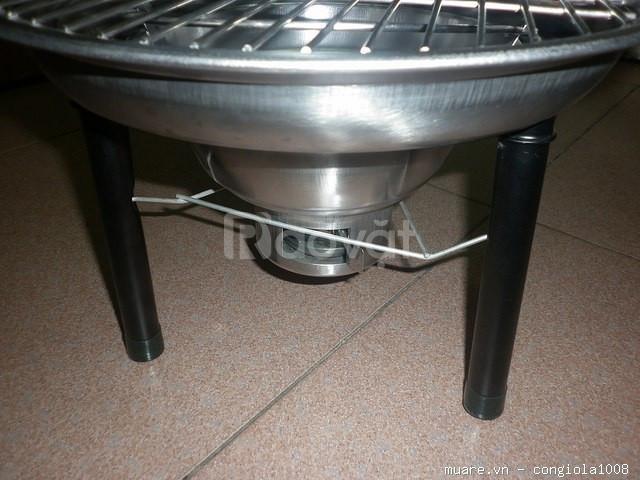 Chuyên cung cấp bếp nướng than hoa 3 chân Phù Đổng