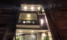 Bán nhà HXT, 5 tầng ngang 4m, giá 8,9 tỷ Lê Quang Định, Bình Thạnh