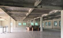Kho hàng + văn phòng 1200m2* cắt lẻ phố Trần Hữu Dực, Từ Liêm, chỉ 4$