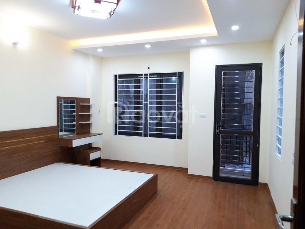 Nhà ngõ 207 Xuân Đỉnh, DT 50m2 Xây mới 5 tầng, ngõ rộng, ô tô gần nhà (ảnh 1)