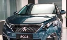 Bán 7 chỗ giao liền Peugeot 5008 1.6L Turbo New 2019, màu xanh