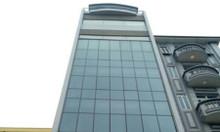 Cần bán nhà 3 mặt tiền ngõ Trần Đăg Ninh DT 100m2,7 tầng, thang máy 19