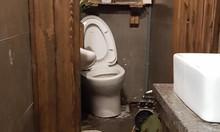 Thông tắc nhà vệ sinh, thông tắc bể phốt xã An Khánh