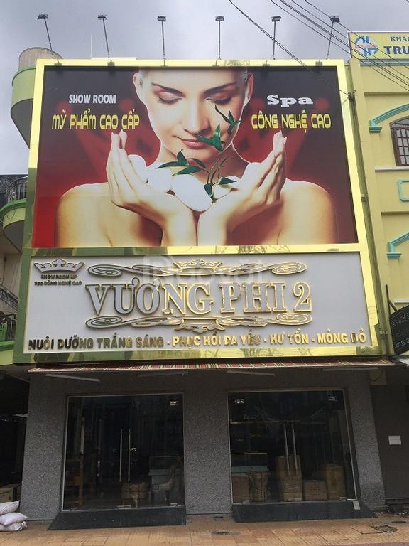 Máy tính tiền cho spa, mỹ phẩm, salon tại Nghệ An, Hà Tĩnh