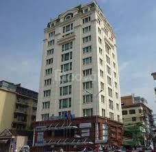 Nhà mặt phố quận Hai Bà Trưng, 200m, 10 tầng, mặt tiền