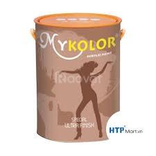Cần bán sơn nước MyKolor cao cấp, giá rẻ tại Tiền Giang