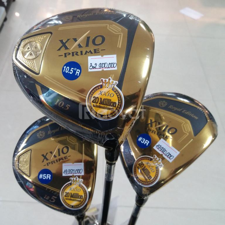Bộ Gậy Golf XXIO Prime Royal Edition chính hãng