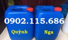 Can đựng hóa chất 10L, 20L, 25L, 30L, can đựng axit