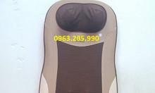 Đệm massage dùng trên ô tô, ghế mát xa hồng ngoại trên ô tô, đệm massa