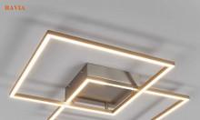 Đèn mâm ốp trần khung vuông QN-1276