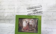 Khung ảnh trang trí tường xinh xắn cho nhà ở, quán cà phê , trà sữa