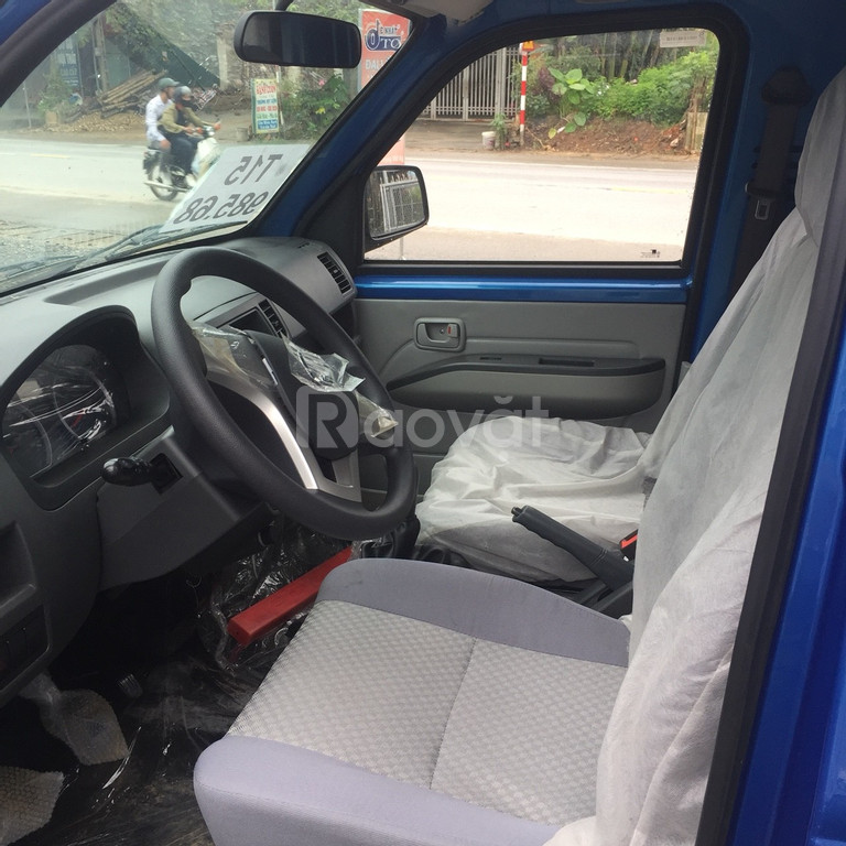 Xe tải Kenbo 990kg hỗ trợ trả gớp 80% giá trị xe