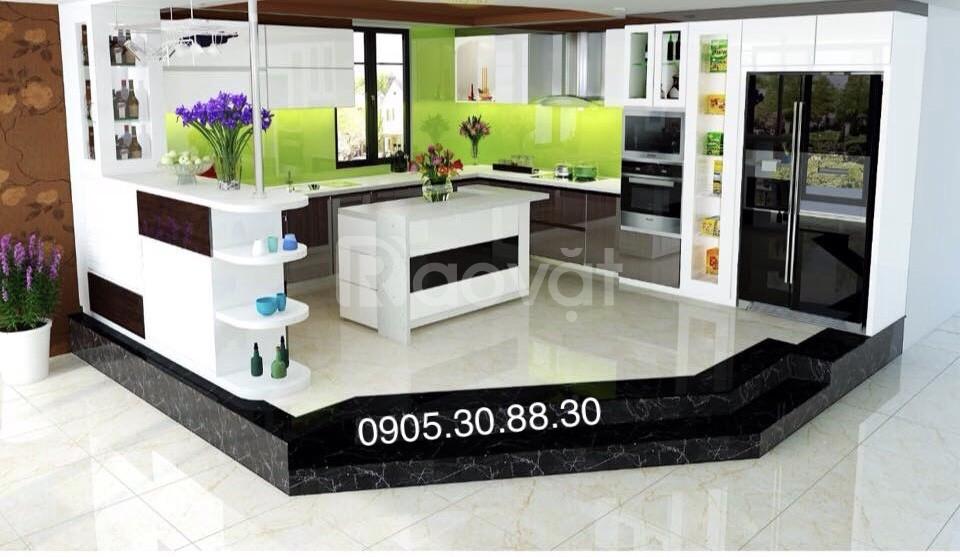 Thi công tủ bếp Đà Nẵng