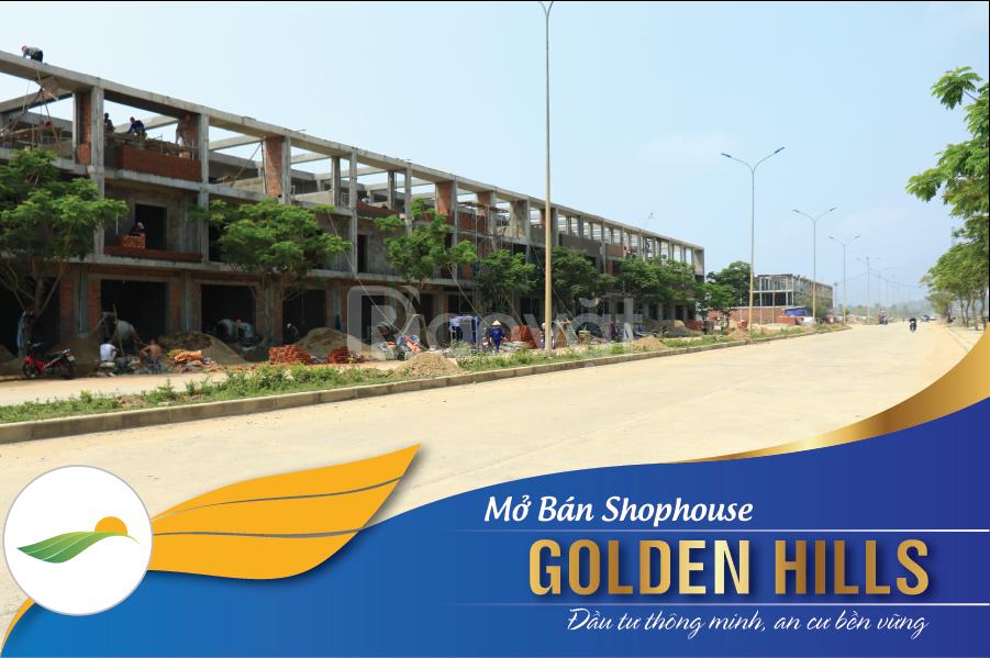 Chỉ 4,4tỷ/căn sở hữu ngay shophouse 3 tầng đường 33M, ven biển Đà Nẵng