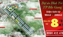 Bán đất dự án Dĩnh Trì, Yên Thế, TP Bắc Giang