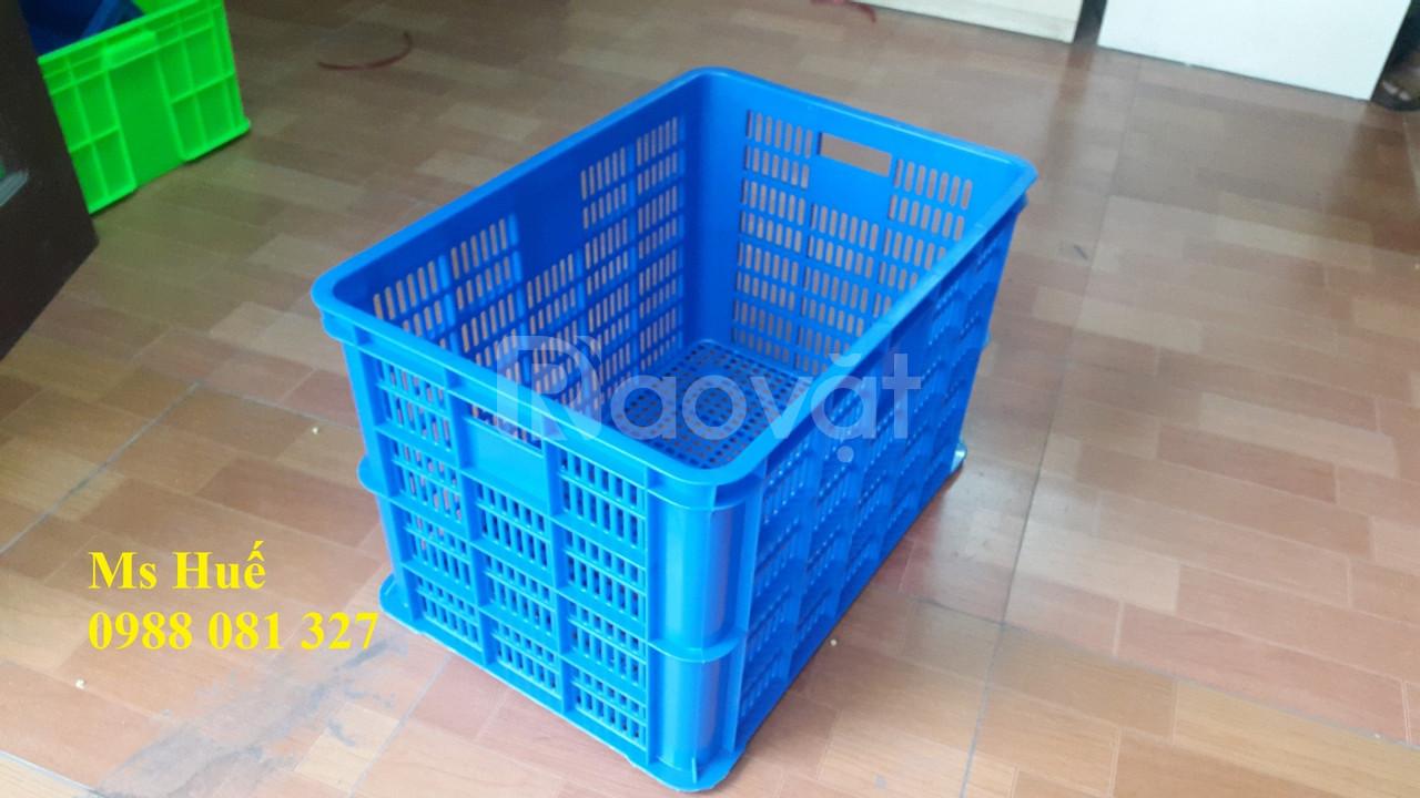 Thùng nhựa công nghiệp (ảnh 1)
